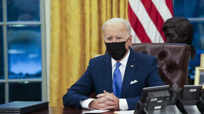 Байдън ще говори за външната си политика в Държавния департамент
