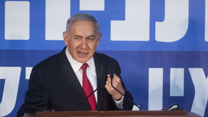 Заради карантината Нетаняху отлага визита в ОАЕ и  Бахрейн