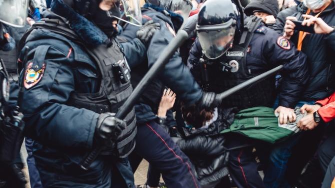 Кремъл: В Русия няма репресии