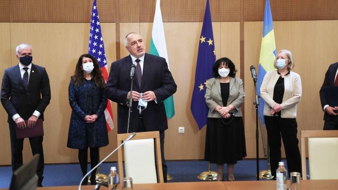 """Борисов се похвали: Диверсификацията продължава. Подписахме с """"Уестингхаус"""" за АЕЦ """"Козлодуй"""""""