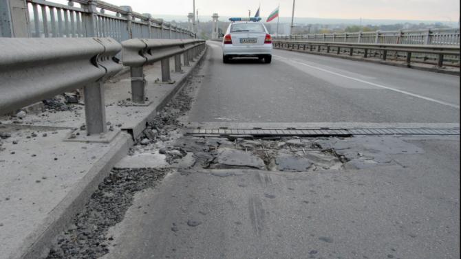 Община Русе ще ремонтира мост на ключов булевард