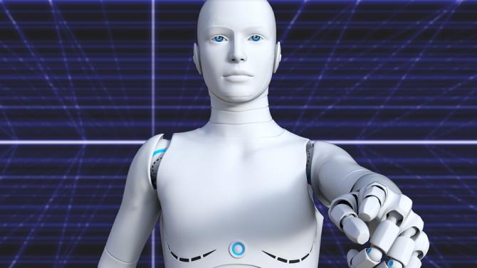 """Робот се присъедини към групата """"Дубиоза Колектив"""""""