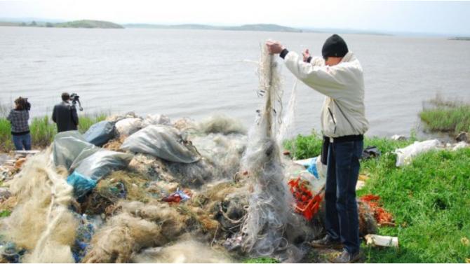 Спипаха бракониери край Варненското езеро