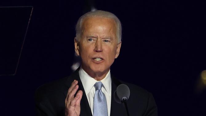 Байдън: САЩ са готови да работят заедно с Китай, когато това е в интерес на САЩ