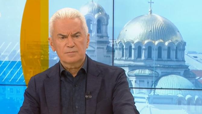 Сидеров пак скочи на ВМРО и НФСБ, проговори и дали ще подкрепи Радев