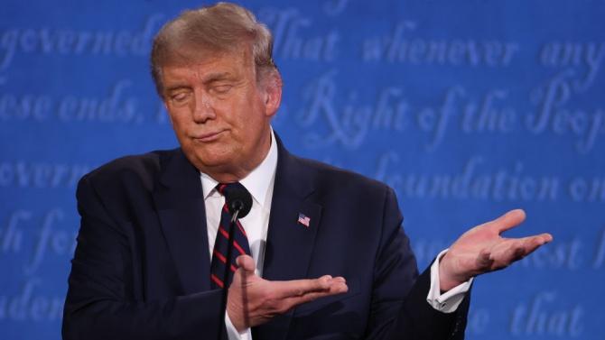 Доналд Тръмп се отказа от членство в Гилдията на актьорите