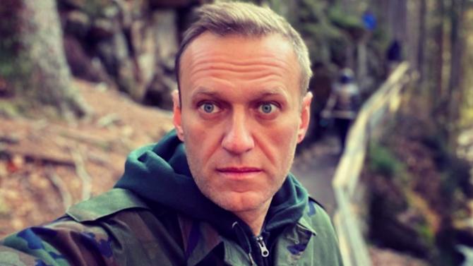 Навални отхвърли обвинение в клевета на съдебен процес в Москва