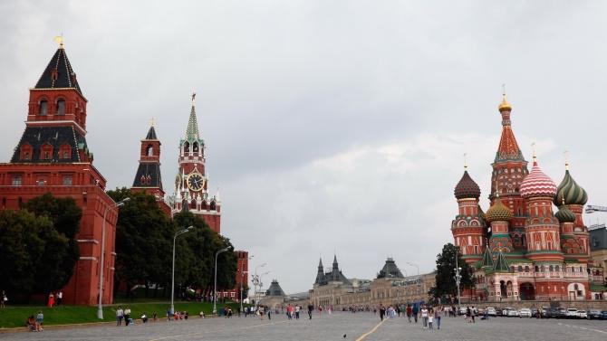 Русия напъди дипломати от ЕС заради Навални