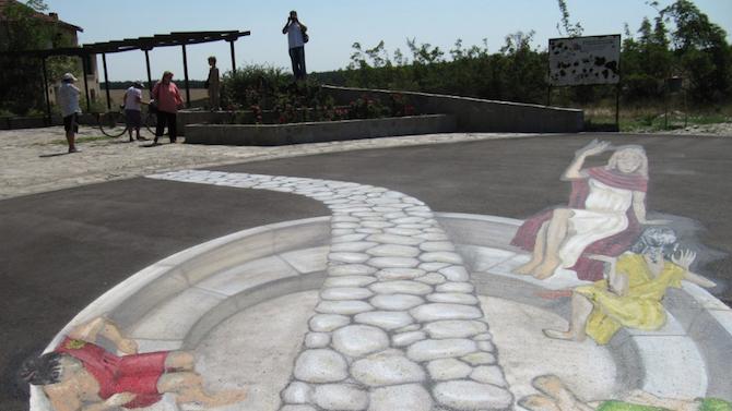 Свиленград създава посетителски център към тракийската гробница край село Мезек