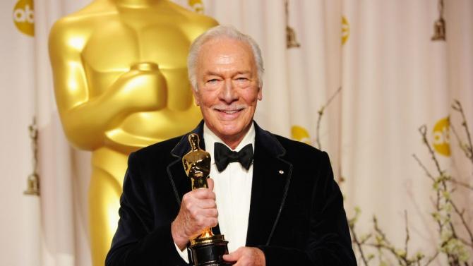 На 91 години почина актьорът Кристофър Плъмър