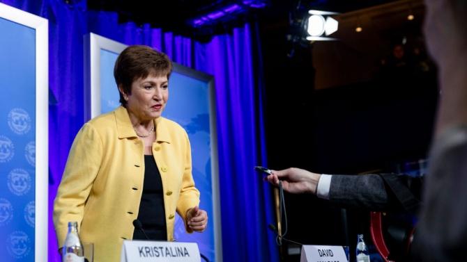Кристалина Георгиева одобри плана на Байдън за спасяване на икономиката на САЩ