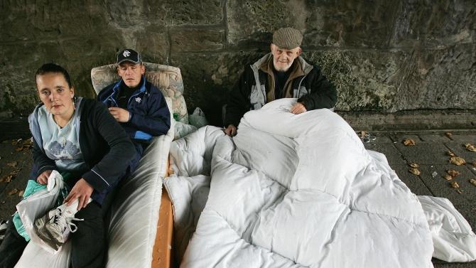 Българи рекетирали просяци в Милано
