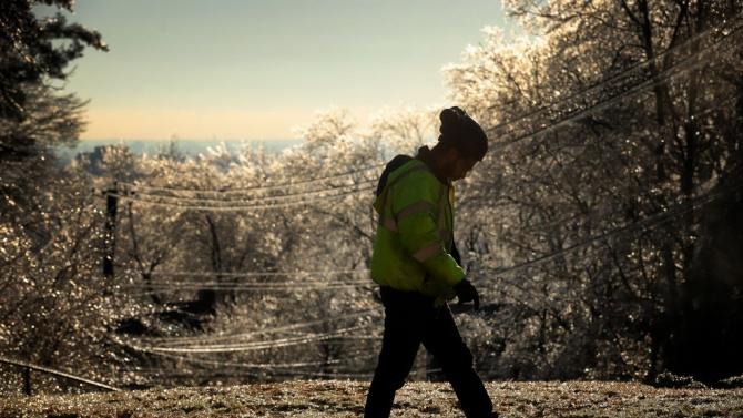 Северозападна Европа зъзне от студ, снежна буря в Нидерландия  за първи път от 10 години