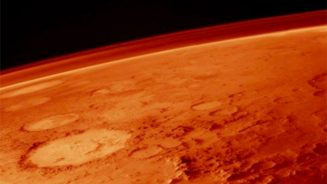"""Космическата сонда """"Амал"""" се приближава към Марс"""