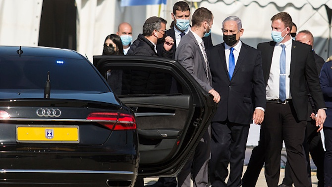Нетаняху отхвърли обвиненията по дело за корупция