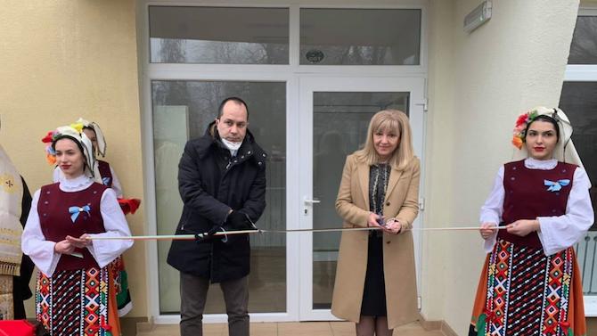 Във Враца вече има нов Център за грижа за възрастни хора в невъзможност за самообслужване