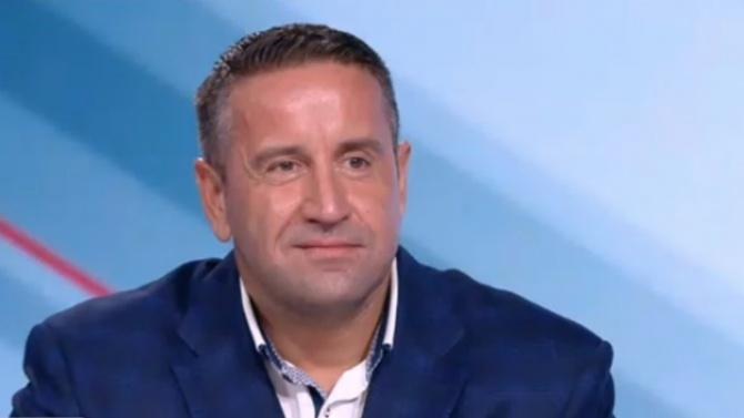 """Харизанов: Между ГЕРБ и """"Демократична България"""" има червена линия"""