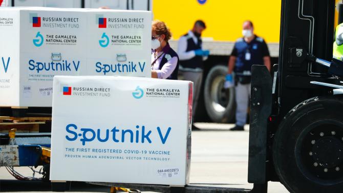 Нова пратка от 50 хиляди дози от руската ваксина Спутник