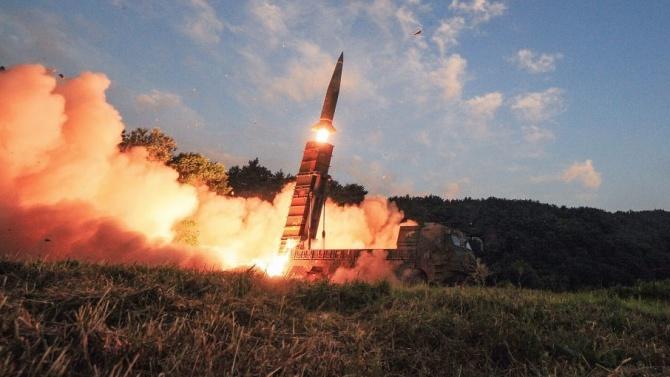 През 2020 г. Северна Корея е развивала ядрената и ракетните си програми