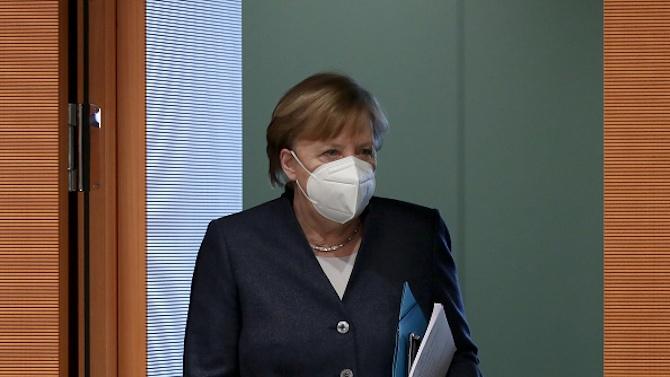 Ангела Меркел удължава карантина в Германия до 1-ви март?