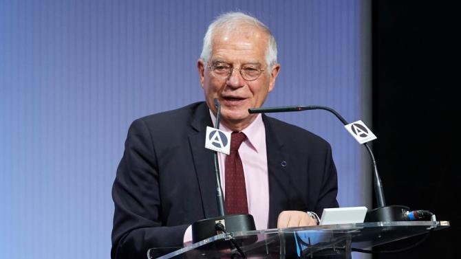 Борел: Трябва да избегнем постоянната конфронтация с Русия