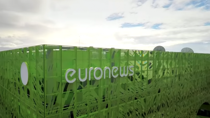 """Служителите на """"Евронюз"""" стачкуват против съкращения"""