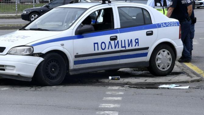 Катастрофата с патрулка в София - заради заспал зад волана шофьор