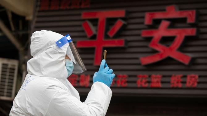 Китай регистрира нови случая на COVID-19 за последното денонощие