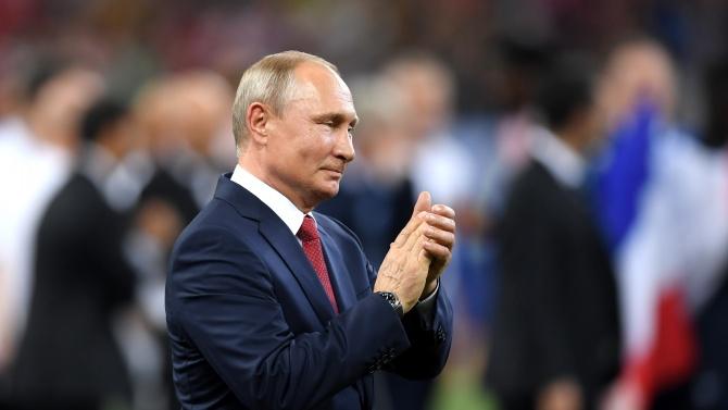 Руските власти с режисирани акции в подкрепа на Путин