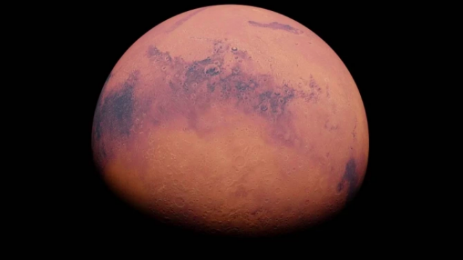 Китайска космическа сонда наближава Марс