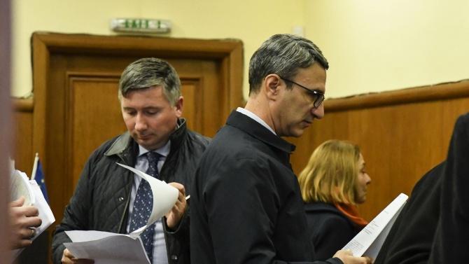 Делото срещу Прокопиев, Дянков и Трайков на финалната права