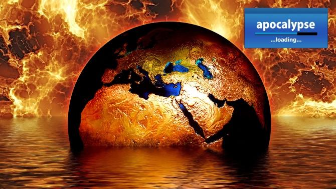 Планетата се унищожава от три вида хора…