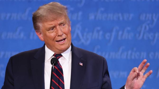 Тръмп е бил главният подстрекател на щурма срещу Конгреса