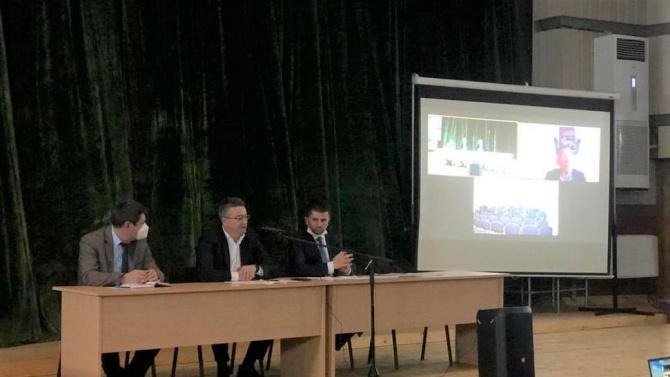 Джебел поиска Доган и Пеевски за депутати