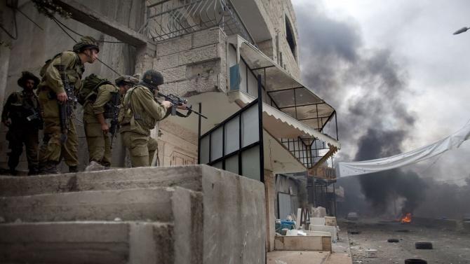 В Израел взривиха част от дома на терорист