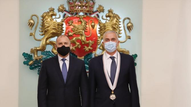 Проф. д-р Никола Владов, д.м.н., ръководител на Клиника по чернодробно-панкреатична