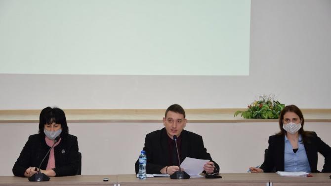 В Конферентния център на Областна администрация - Видин се проведе