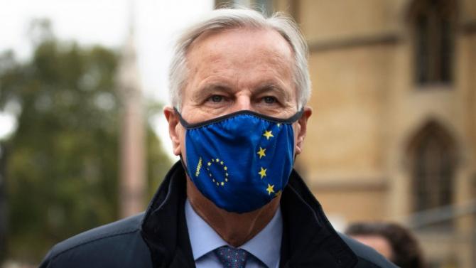 Мишел Барние: Не протоколът, а Брекзит представлява проблем за Северна Ирландия