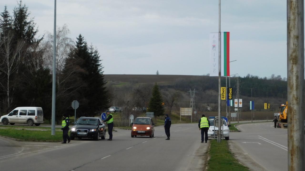 Акция по безопасност на движението в Разград