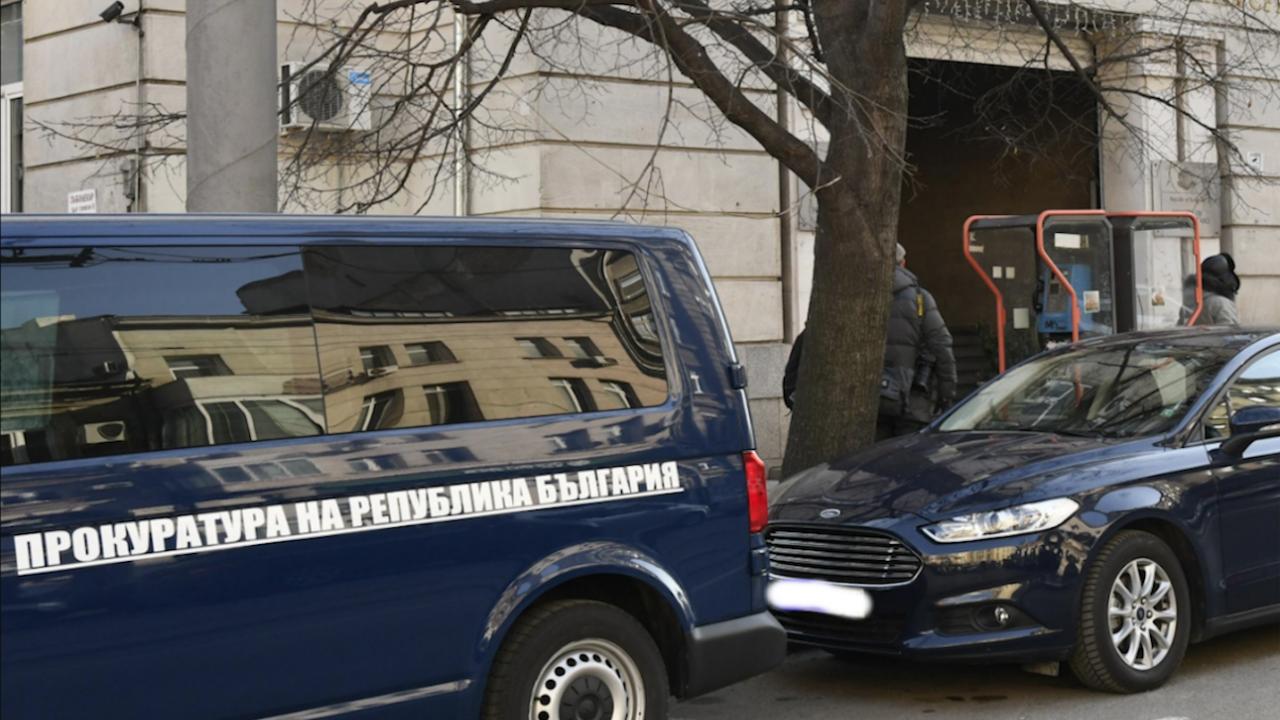 Акция в сградата на Агенцията похраните в София