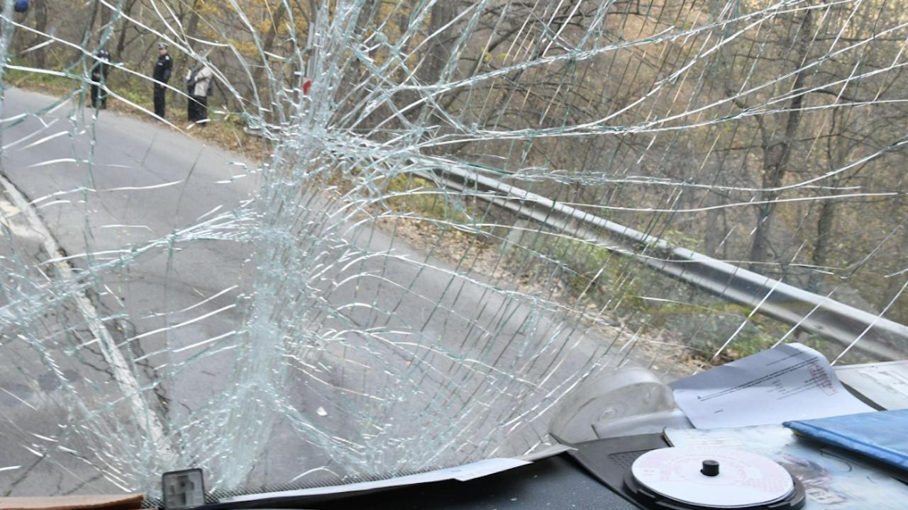 Автобус блъсна жена в Пловдив