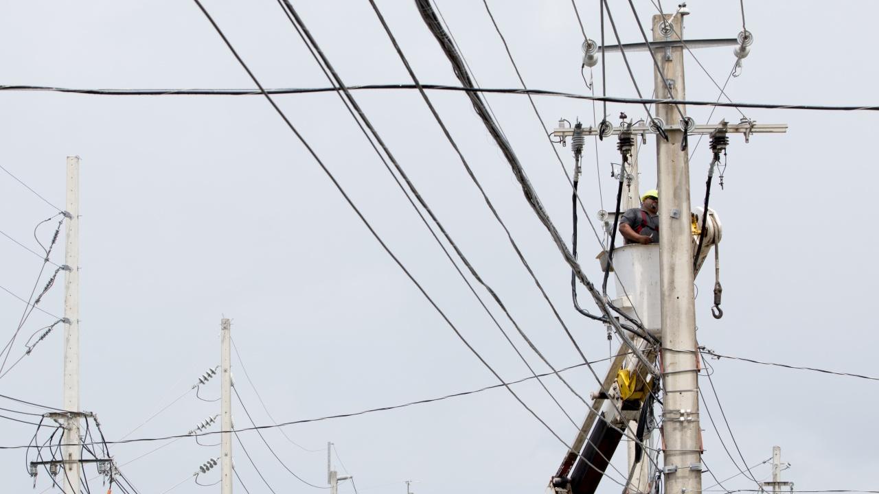 Без ток са шест населени места в област Шумен
