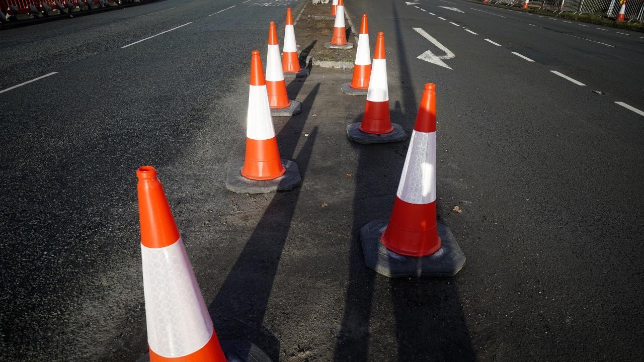 До лятото ще завърши ремонтът на пътя Бургас - Царево