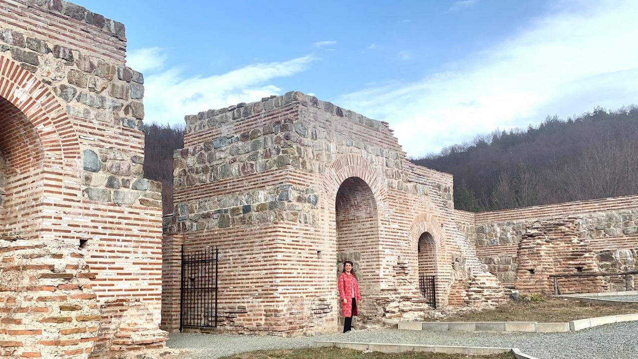 Херо Мустафа посети прохода Траянови врата