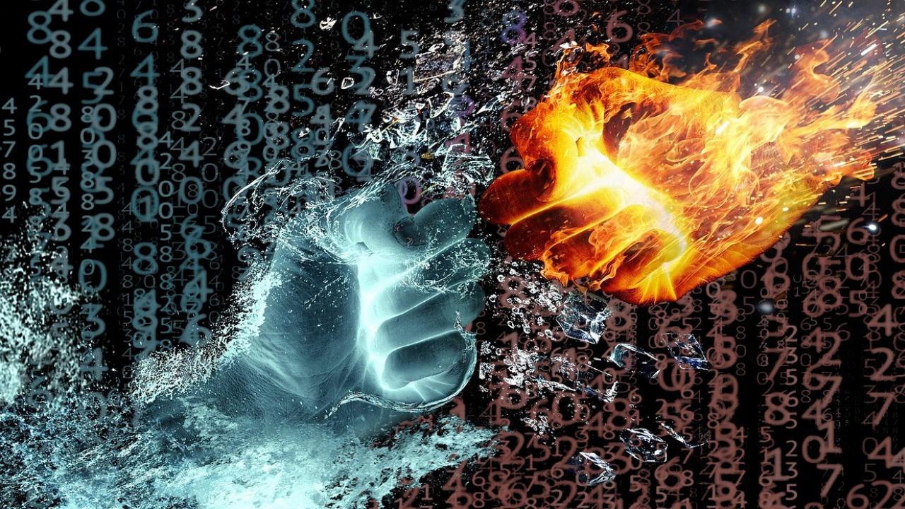 Ден на астралната борба между доброто и злото
