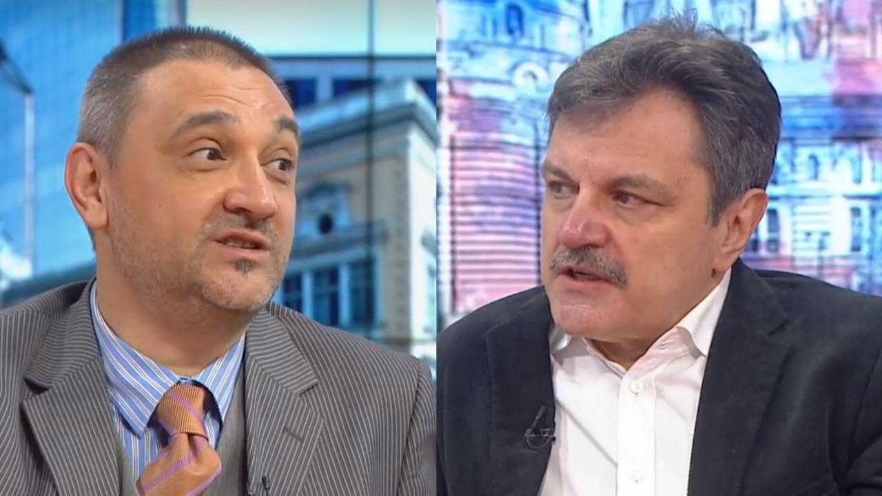 Проф. Чорбанов и д-р Симидчиев в дебат за ваксините срещу COVID-19