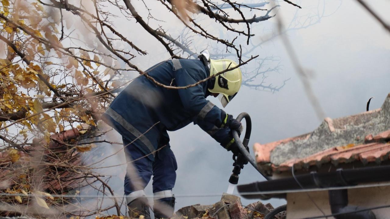 Пожар взе жертва в село Железарци