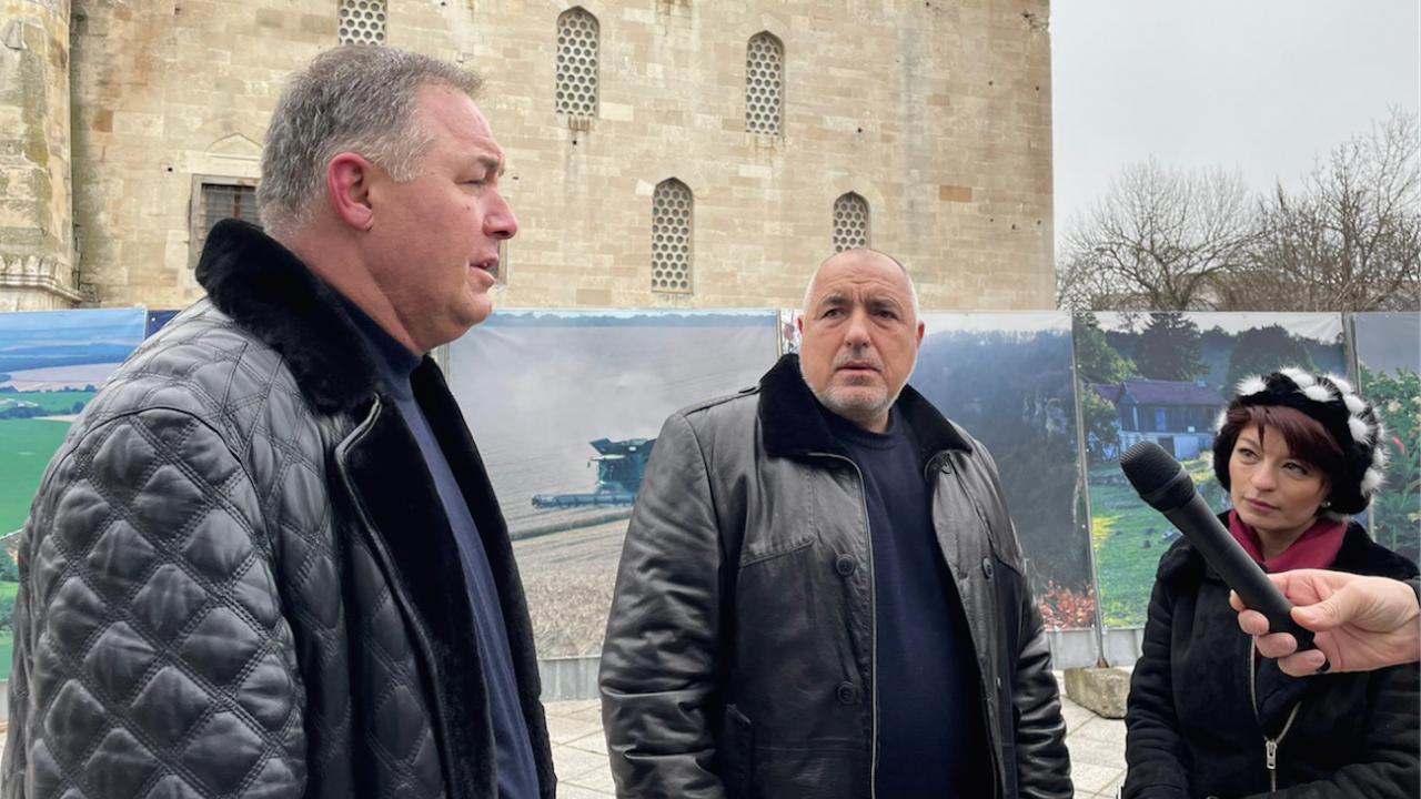 Борисов в Разград: Работа, работа, работа и показваме свършеното