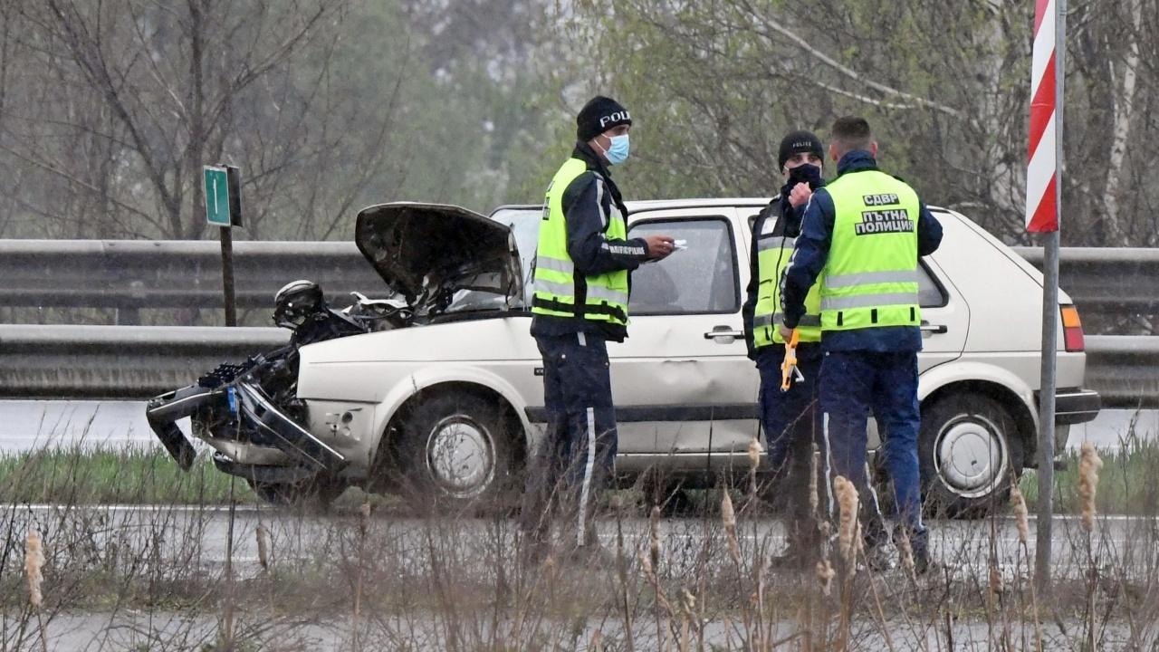 8 души са ранени при катастрофи само за денонощие