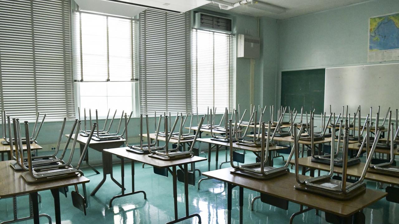 67% от учениците в Силистра се връщат в класните стаи